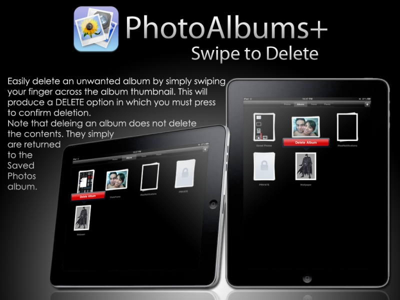 how to add albums to iphone without itunes